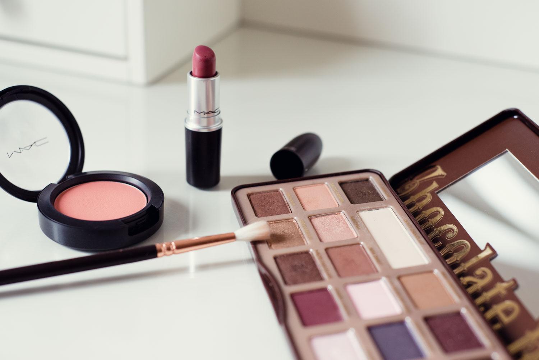 Maquillage naturel pour tous les jours